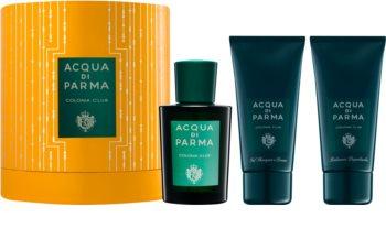 Acqua di Parma Colonia Colonia Club darčeková sada II. unisex