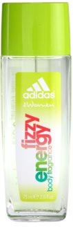 Adidas Fizzy Energy deodorant s rozprašovačem pro ženy