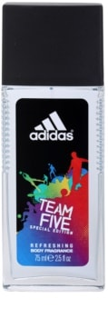 Adidas Team Five perfume deodorant for Men