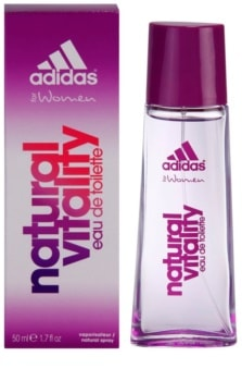 Adidas Natural Vitality Eau de Toilette für Damen