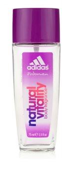 Adidas Natural Vitality deo mit zerstäuber für Damen