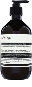 Aēsop Body Resurrection Aromatique čisticí tekuté mýdlo na ruce