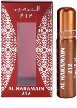 Al Haramain 212 illatos olaj hölgyeknek (roll on)