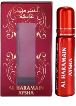 Al Haramain Aysha illatos olaj unisex (roll on)