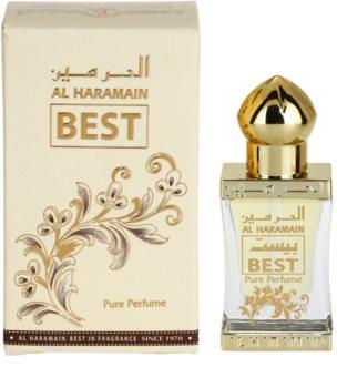 Al Haramain Best illatos olaj unisex
