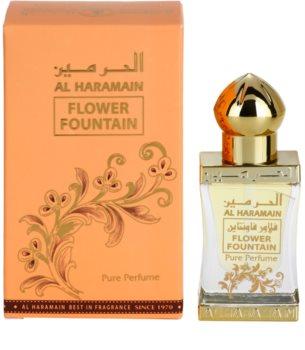 Al Haramain Flower Fountain parfémovaný olej pre ženy