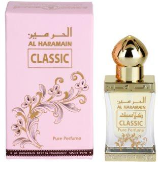 Al Haramain Classic illatos olaj unisex