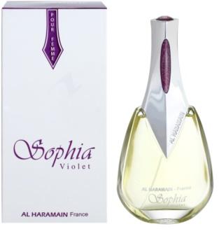 Al Haramain Sophia Violet parfumovaná voda pre ženy