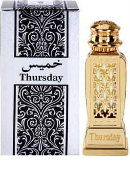 Al Haramain Thursday Eau de Parfum für Damen