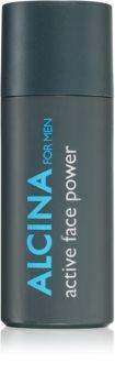 Alcina For Men gel viso attivo per un'idratazione intensa della pelle
