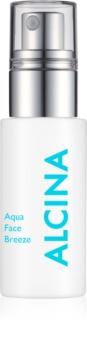 Alcina Summer Breeze Aqua Face Breeze fixátor make-upu