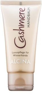 Alcina Cashmere Luxushandpflege für den Winter