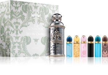Alexandre.J The Collector: Silver Ombre Geschenkset Unisex