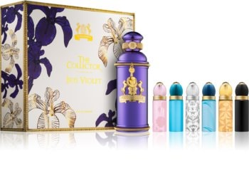 Alexandre.J The Collector: Iris Violet Geschenkset I. für Damen