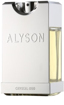 Alyson Oldoini Crystal Oud Eau de Parfum for Men