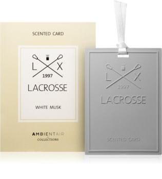 Ambientair Lacrosse White Musk Wardrobe Air Freshener