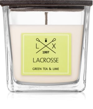 Ambientair Lacrosse Green Tea & Lime scented candle