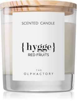Ambientair Olphactory Red Fruits duftkerze  (Hygge)