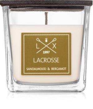 Ambientair Lacrosse Sandalwood & Bergamot vonná sviečka