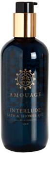 Amouage Interlude sprchový gél pre mužov