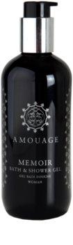 Amouage Memoir Shower Gel for Women