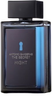 Antonio Banderas The Secret Night eau de toilette for Men