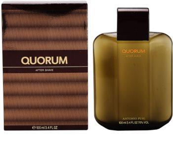 Antonio Puig Quorum voda po holení pre mužov