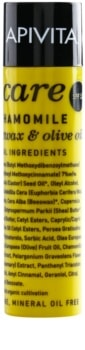 Apivita Lip Care Chamomile ochranný balzam na pery SPF 15