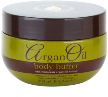 Argan Oil Hydrating Nourishing Cleansing unt  pentru corp cu ulei de argan