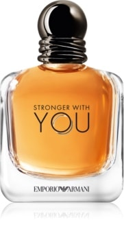 Armani Emporio Stronger With You eau de toilette per uomo