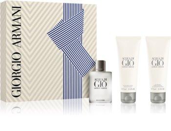 Armani Acqua di Giò Pour Homme Gift Set II. for Men