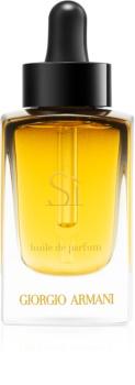 Armani Sì parfümiertes öl für Damen