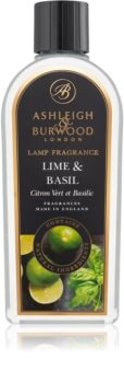 Ashleigh & Burwood London Lamp Fragrance Lime & Basil ersatzfüllung für katalytische lampen