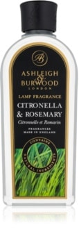 Ashleigh & Burwood London Lamp Fragrance Citronella & Rosemary ersatzfüllung für katalytische lampen