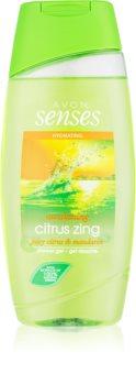 Avon Senses Awakening Citrus Zing hydratačný sprchový gél