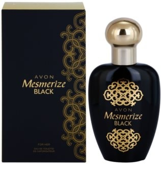 Avon Mesmerize Black for Her Eau de Toilette für Damen
