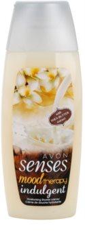 Avon Senses Mood Therapy Indulgent hydratační sprchový krém
