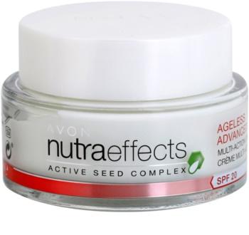 Avon Nutra Effects Ageless Advanced crema giorno SPF 20