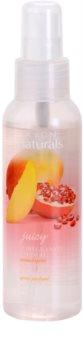 Avon Naturals Fragrance spray pentru corp cu rodie si mango