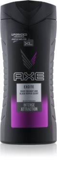 Axe Excite Duschgel für Herren