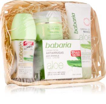Babaria Aloe Vera Kosmetik-Set  V. für Damen