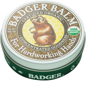 Badger Balm Verfeinernder Balsam für trockene Haut an den Händen
