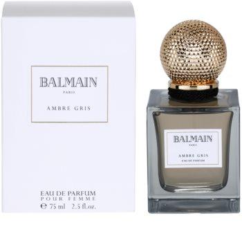 Balmain Ambre Gris parfumovaná voda pre ženy 75 ml