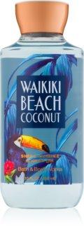 Bath & Body Works Waikiki Beach Coconut sprchový gel i. pro ženy