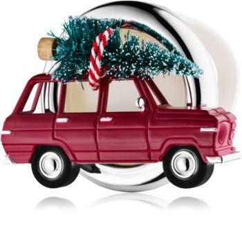 Bath & Body Works Christmas Road Trip držiak na vôňu do auta   závesný