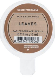 Bath & Body Works Leaves vôňa do auta náhradná náplň