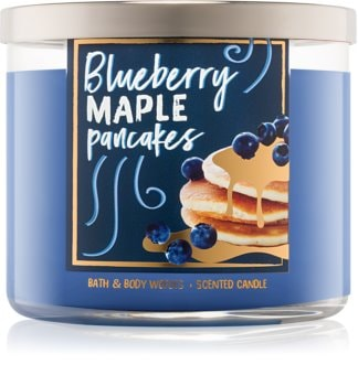 Bath & Body Works Blueberry Maple Pancakes duftkerze