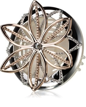 Bath & Body Works Metallic Flower auto-dufthalter Clip