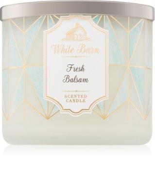 Bath & Body Works Fresh Balsam vonná sviečka II.