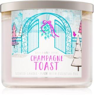 Bath & Body Works Toast duftkerze  III.